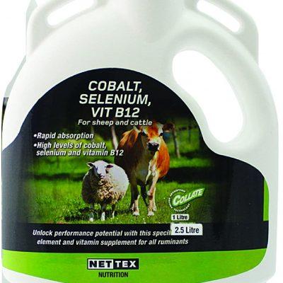 Nettex Selenium Cobalt B12 drench