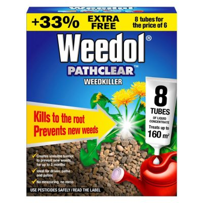 Weedol Pathclear Tubes