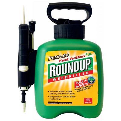 Roundup Pump N Go 2.5ltr