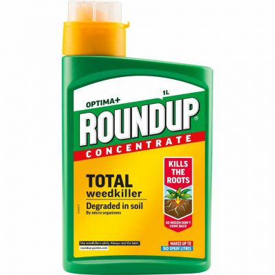 Roundup Optima Weedkiller Concentrate