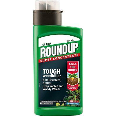 Roundup Ultra Weedkiller 500ml