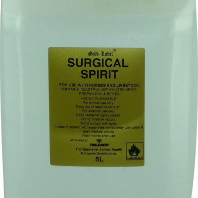 Gold label surgical spirit