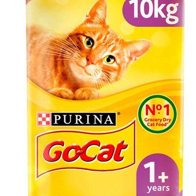 Go cat chicken & duck 10kg
