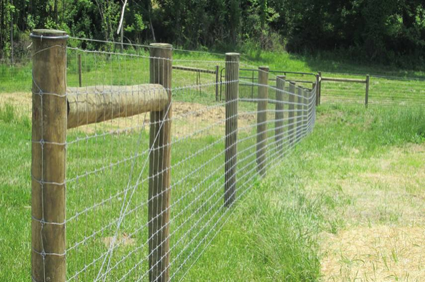 Agricultural fencing Hereford