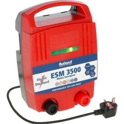Rutland ESM3500 Mains energiser