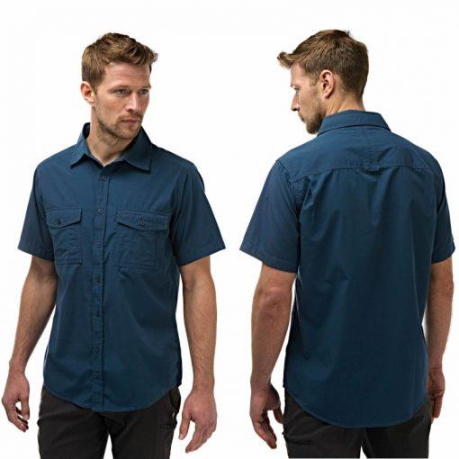 Craghoppers kiwi short sleeve shirt