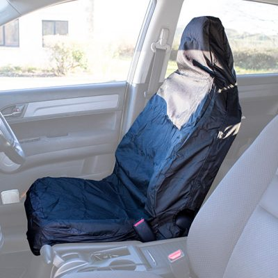 Town and country 3d universal front seat cover single