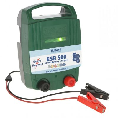 Rutland ESB500 energiser