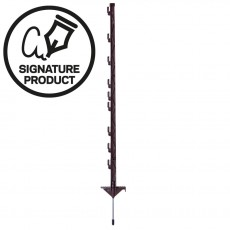 Gallagher electric fencing post