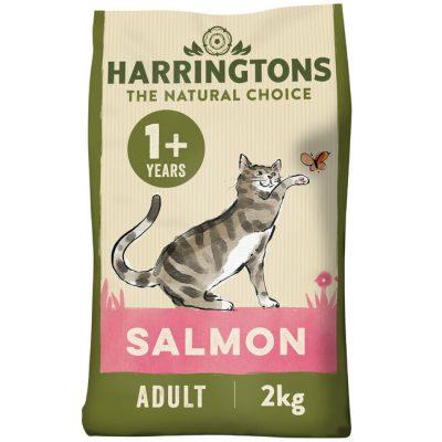 harringtons adult cat salmon